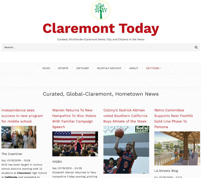Claremont.Today