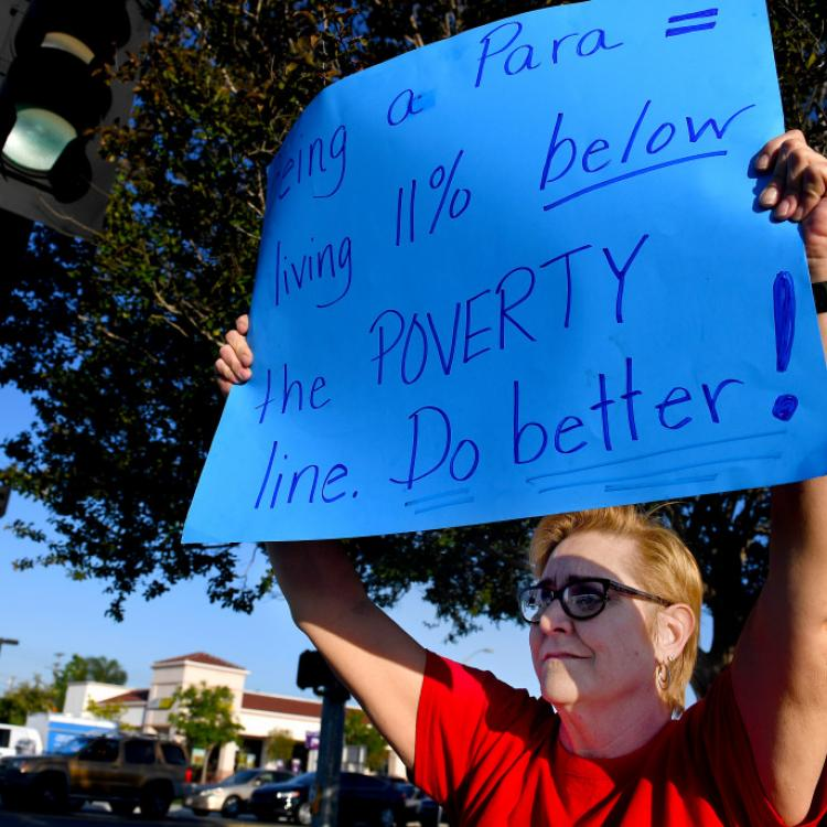 Redlands Unified teachers, staff pushing for higher pay | San